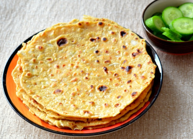 CabbageParatha